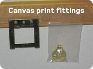 Canvas Print Fittings